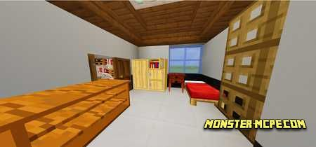 Realistic Storage Furnitures Add-on 1.16/1.15+