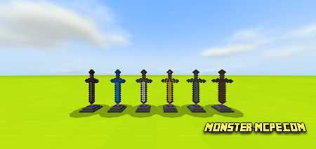 Animated Sword Pedestals Add-on