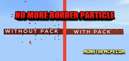 No More Border Particle Texture Pack
