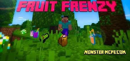 Fruit Frenzy Add-on 1.16/1.15+