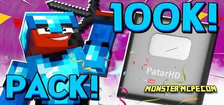 PatarHD 100k PvP Texture Pack