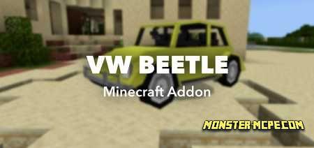VW Bug Add-on 1.16/1.15+