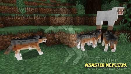 Cuter Vanilla Wolves screenshot 1