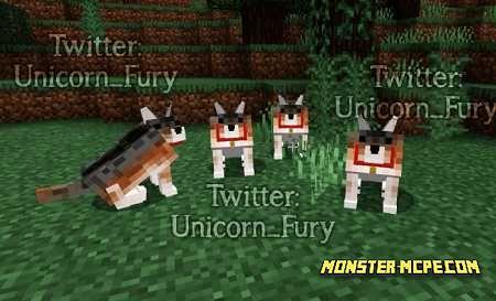 Cuter Vanilla Wolves screenshot 3