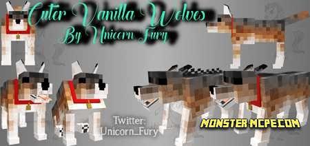 Cuter Vanilla Wolves Add-on