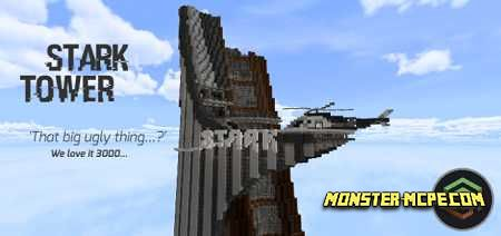Stark Tower Map