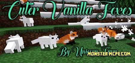 Cuter Vanilla Foxes Add-on