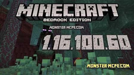 Minecraft PE 1.16.100.60