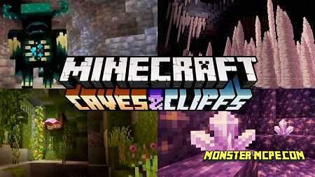 Minecraft 1.17: The Caves and Cliffs Update - Release Date