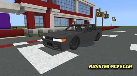 Nissan GTR R32 Black
