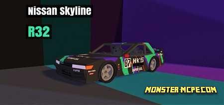 Nissan GTR R32 Addon
