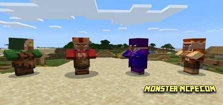 Minecraft Dungeons Merchants Add-on
