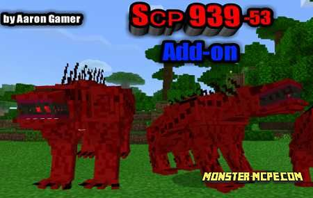 SCP 939-53 Add-on