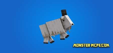 Goat Concept Replicas Add-on 1.16.40/1.16+