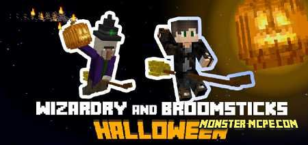Wizardry Add-on (Halloween Special) 1.16.40/1.16+