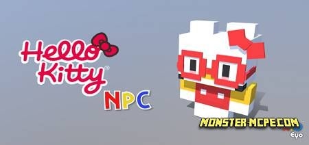 Hello Kitty NPC Add-on