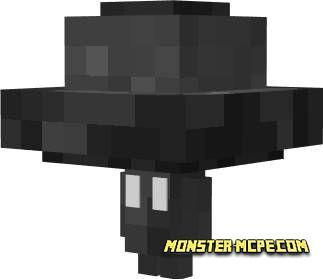 Black Crimson Mushroom