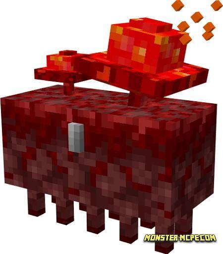 Crimson chest