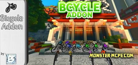 Bicycle Add-on 1.16.40/1.16+