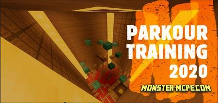 Parkour Training 1 2020 Map