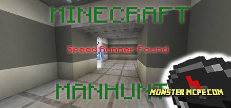 Minecraft MANHUNT! Map