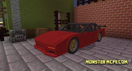 Red Honda NSX