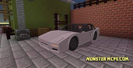 White Honda NSX