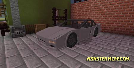 Gray Honda NSX