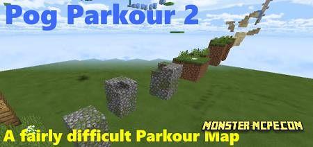 Pog Parkour 2 Map