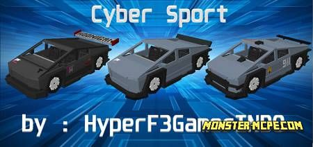 Cyber Sport Add-on 1.16.40/1.16+