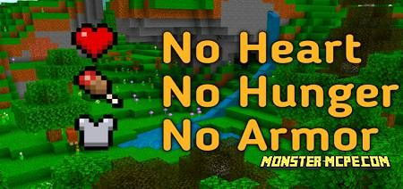 No Heart No Hunger No Armor Texture Pack