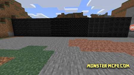 the Volcanic set of blocks