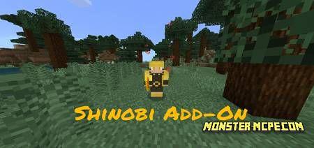 Shinobi Add-on 1.16.40/1.16+