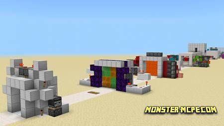 15 Entrances in Minecraft (3)