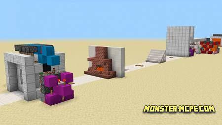 15 Entrances in Minecraft (2)