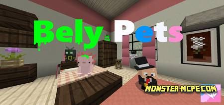BelyPets Add-on 1.16+