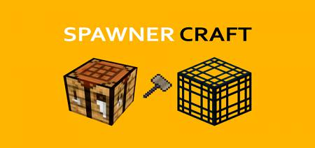 Spawner Craft Add-on 1.16+