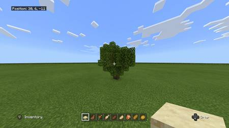 the tree spawn