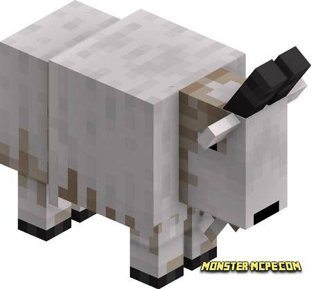 Goat Concept Replicas