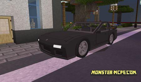 Mazda RX 7 Gray