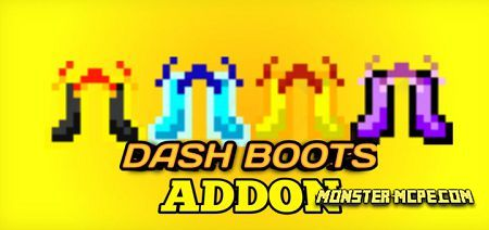 Dash Boots Add-on 1.16+