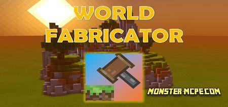 World Fabricator Add-on