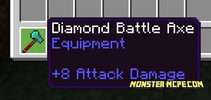 Battle-ax craft