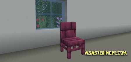 Crimson Chair