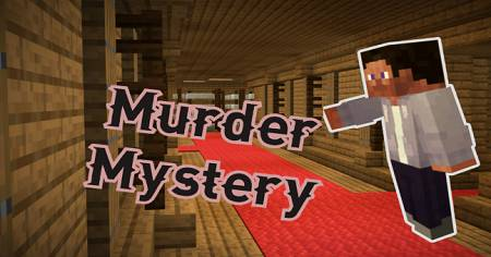 Murder Mystery (Woodland Manor) Map