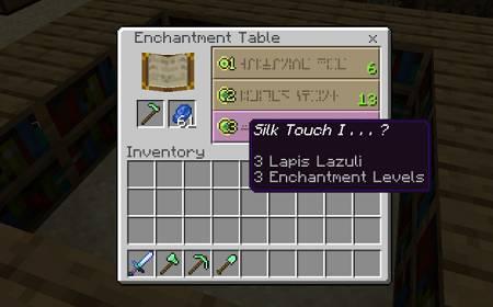 enchanted emerald items