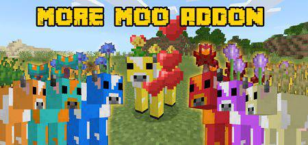 More Moo Add-on 1.16+