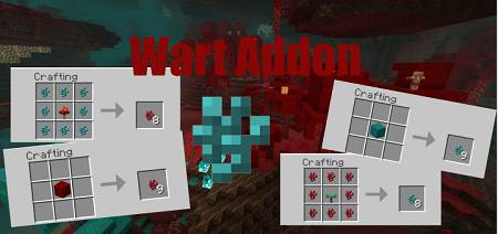 Wart Add-on 1.16+