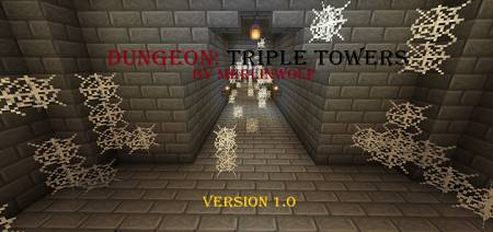 Dungeon: Triple Towers Map