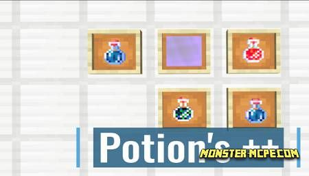 Potions++ Add-on 1.16+